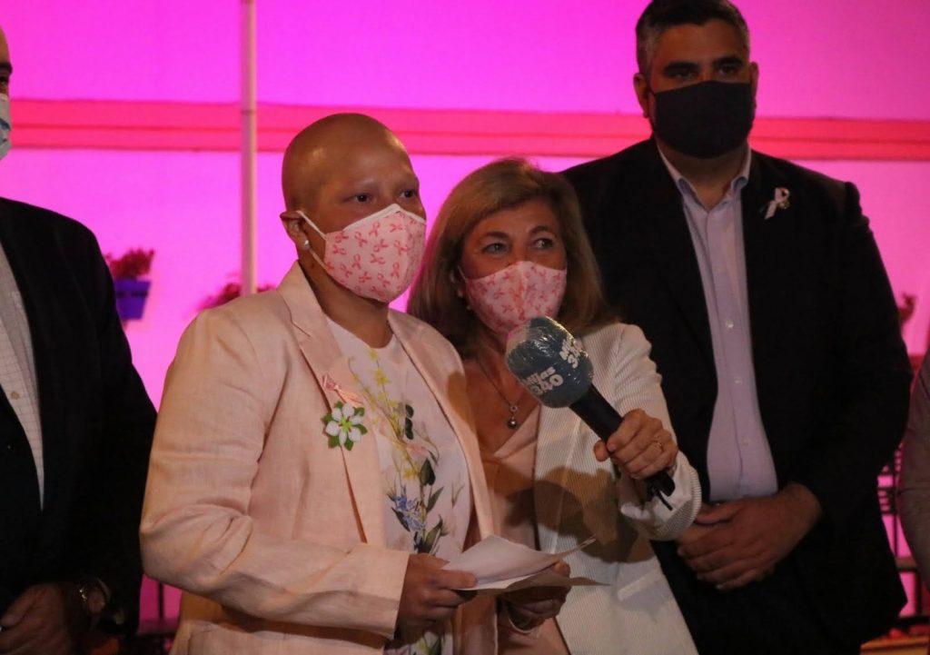 manifiesto contra el cancer de mama